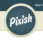 Pixish logo