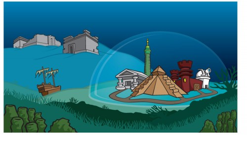 Lost-City-vector-art-04