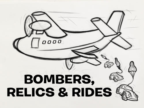 Bombers-relics-Rides-sketch-v03