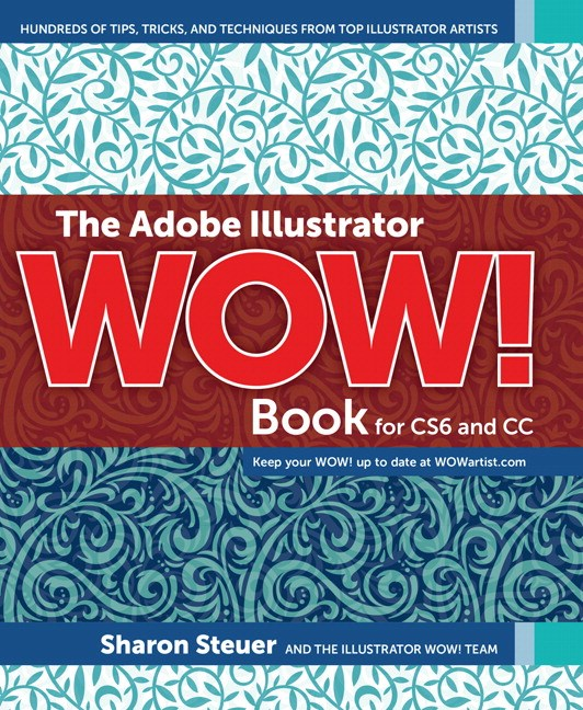 Adobe Illustrator WOW! CS6/CC book cover