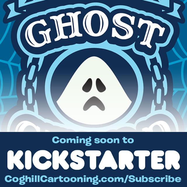 Ghost Patch Sneak Peek Kickstarter