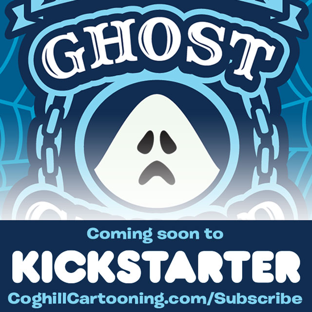 Ghost Patch Sneak Peek Kickstarter