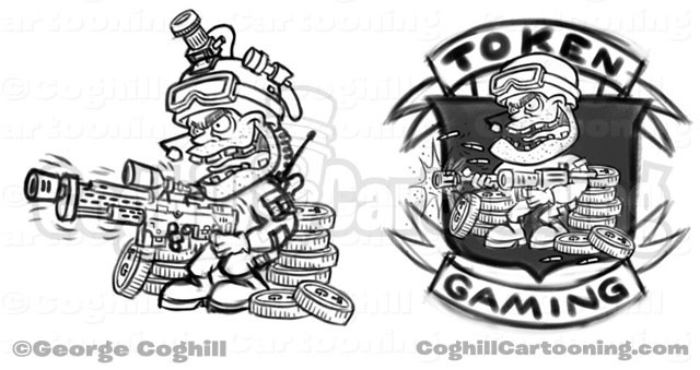 token-gaming-military-soldier-cartoon-logo-sketch-01-02-Coghill