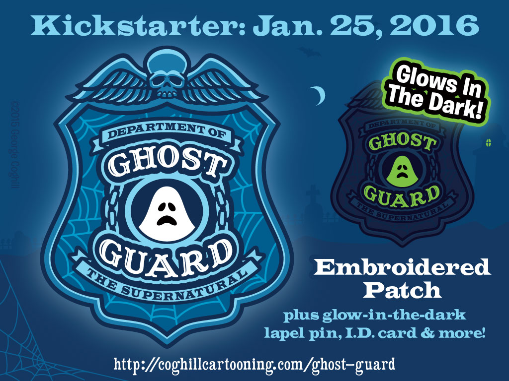 Ghost Guard Kickstarter Promo
