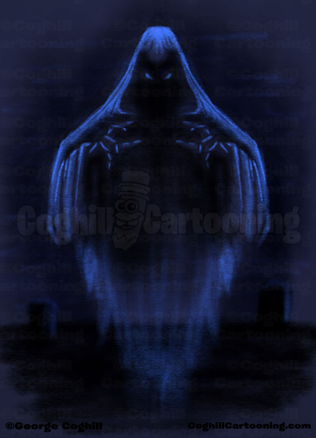 Phantom Limted Palette Drawing Coghill